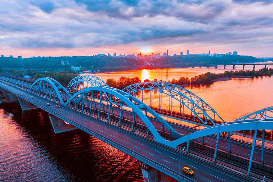 Дарницкий мост в Киеве скоро достроят – объявлен тендер | Комментарии.Киев